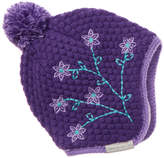 Obermeyer Girls' Flower Pop Knit Hat