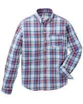 Lambretta Plaid Check Shirt Long