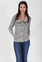 Goddis Gwen Knit Jacket In Stormy Mix
