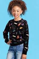 FOREVER 21 girls Girls Taco Bell Graphic Pullover (Kids)