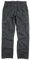 Wrangler Men's Loose Fit Twill Cargo Pants