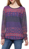 Desigual Birmania Blouse