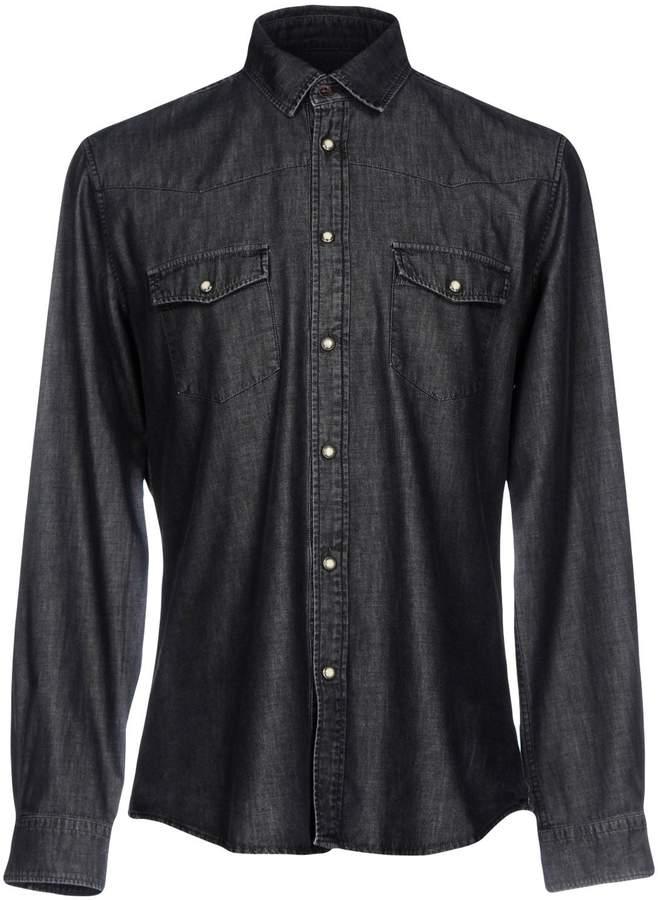 Siviglia Denim shirts - Item 38653547