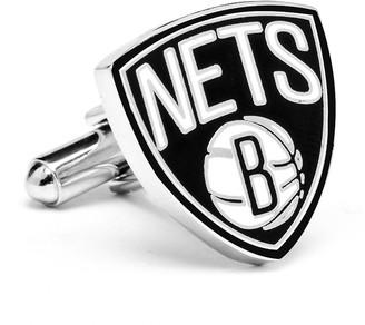 Cufflinks Inc. Brooklyn Nets Cuff Links