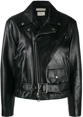 Bottega Veneta biker jacket