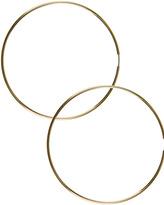 FF Hoop Earrings