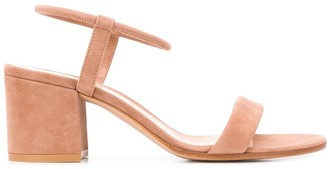 Gianvito Rossi Riccam 65mm heeled sandals