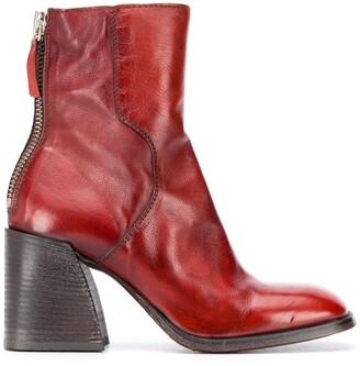 Moma Korner ankle boots