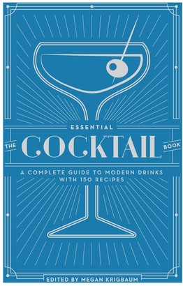 "Penguin Random House ""The Essential Cocktail Book"""