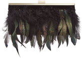 INC International Concepts Milaa Feather Clutch, Only at Macy's