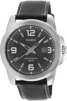 Casio Men's Core MTP1314L-8AV Leather Quartz Watch