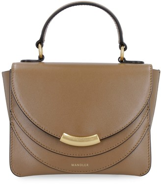 Wandler Luna Leather Mini Bag