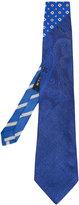 Etro woven silk tie - men - Silk - One Size