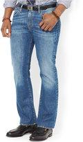 Polo Ralph Lauren Men's Bootcut Cedar-Wash Jeans