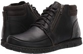 Børn Berkel (Black Full Grain) Men's Lace-up Boots