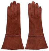 Saint Laurent Wide Cuff Gloves