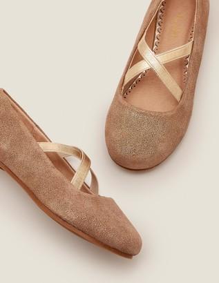 Party Ballet Flats
