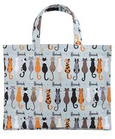 Harrods Curly Tails Large Shopper Bag