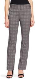 CeCe Menswear Plaid Pants
