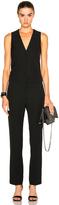 Givenchy Crepe Satin Jumpsuit