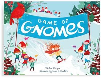 Macmillan Game Of Gnomes Book