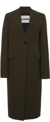 Jil Sander Marnix Wool Coat