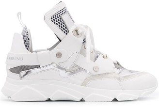 Ermanno Scervino Chunky High-Top Trainers