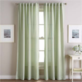 CHF Hayden Rod-Pocket Back-Tab Curtain Panel