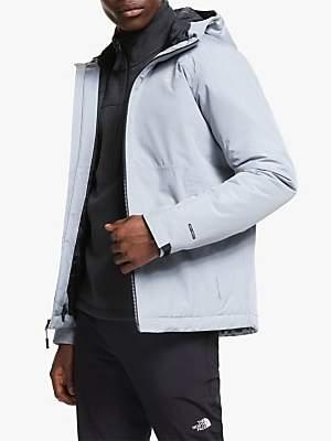 The North Face Millerton Men's Waterproof Jacket, Mid Grey Heather