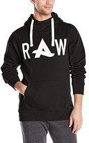 G Star Men's Afrojack Art Hooded Sw Long Sleeve Sweatshirts