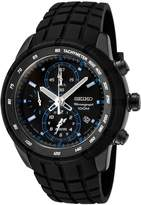Seiko Men's SNAD87 Rubber Quartz Watch with Dial