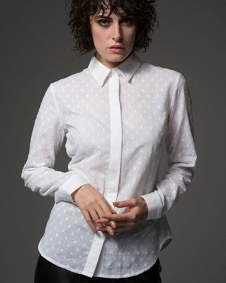 The Shirt Company - Tabitha Shirt White - 18
