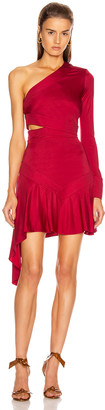 Alexis Rocca Dress in Red | FWRD
