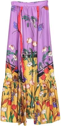 Cristinaeffe Long skirts