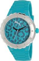 Puma Women's Blast PU103432002 Silicone Analog Quartz Watch with Dial