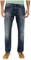 Mavi Jeans Jake Regular Rise Slim Leg in Indigo Used Italy