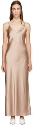 Joseph Pink Silk Clea Dress
