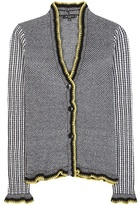 Etro Wool, Cashmere And Silk Cardigan