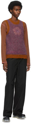 Marc Jacobs Brown Heaven by 'Dystopia' Long Sleeve T-Shirt
