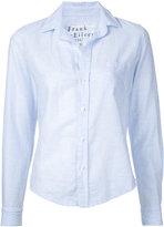 Frank And Eileen fine stripe shirt - women - Cotton - XXS
