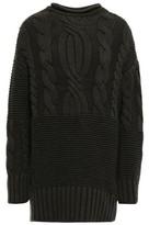 Agnona Cable-knit Cashmere Sweater