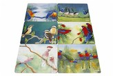 Maxwell & Williams Birds of Australia Katherine Castle Set of 6 Placemats
