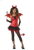 California Costumes Tweens Devil Grrrl Costume