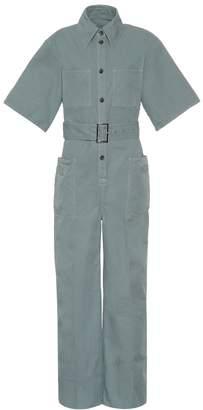 Acne Studios Cotton jumpsuit