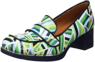 Art Womens 0079 Fantasy Bristol Closed-Toe Heeled Shoes