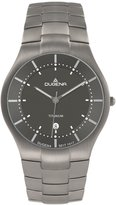 Dugena 4460481 - Men's Wristwatch, titanio, color: grigio