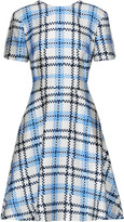 Thom Browne Silk-jacquard dress