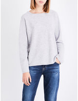 The White Company Boat-neck wool jumper