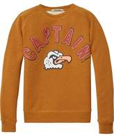 Scotch & Soda Mixed Artwork Sweater