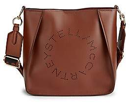 Stella McCartney Women's Mini Stella Logo Shoulder Bag